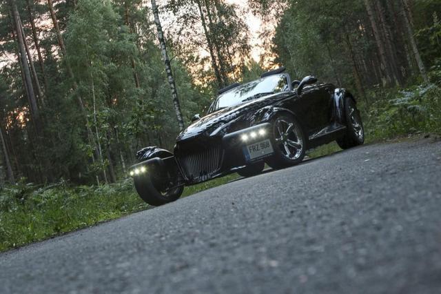 В Украине выставлен на продажу устрашающий автомобиль
