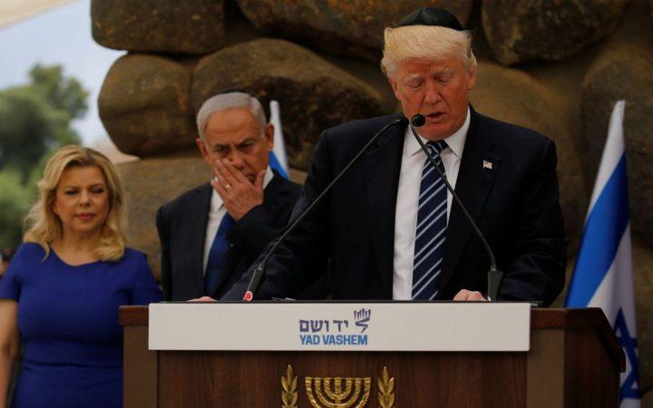 Трамп впечатлился Холокостом…