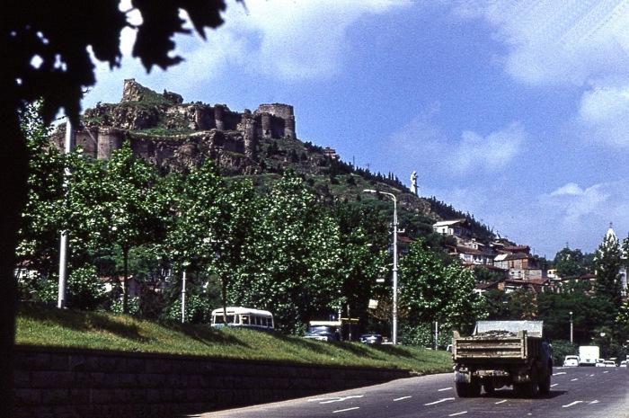 В древности здесь располагались оборонительные сооружения.