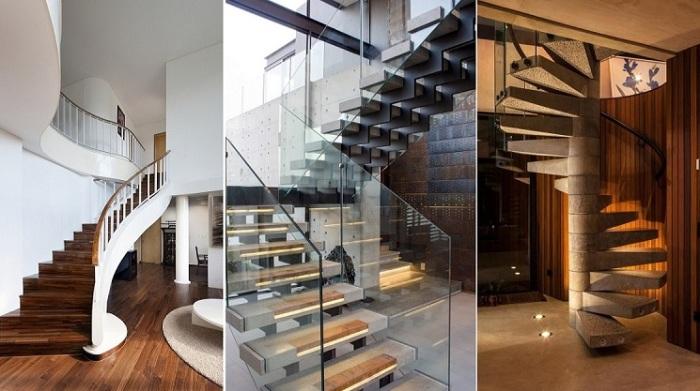 20 великолепных лестниц, кот…