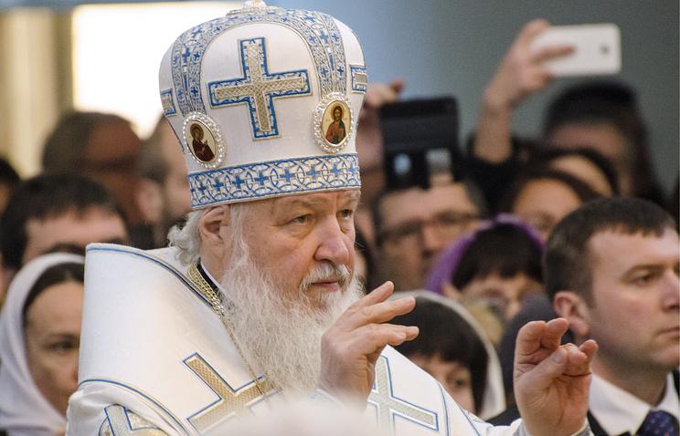 Патриарх Кирилл объяснил, зачем РПЦ строит так много храмов