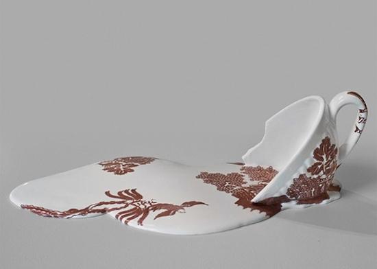 Вторая жизнь разбитой керамики