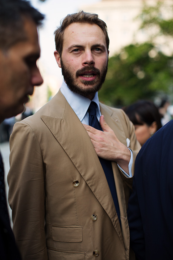 On the Street…Via Solari, Milan
