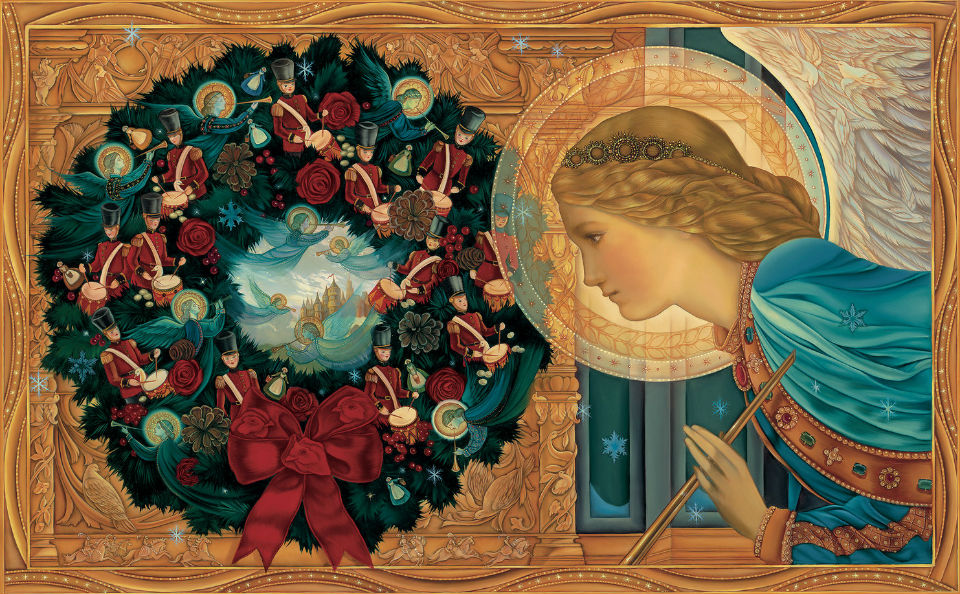 12 дней Рождества. Лорел Лонг