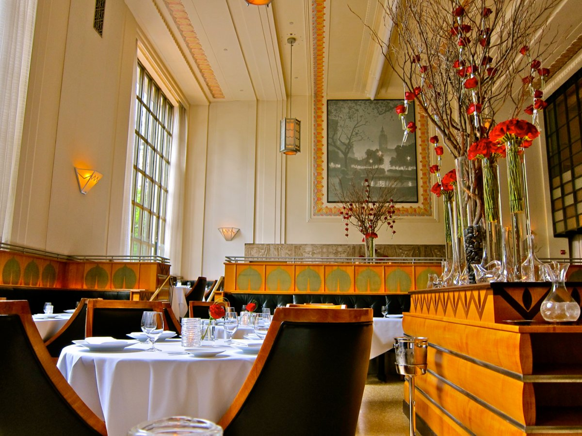 Меню в самом роскошном ресторане мира