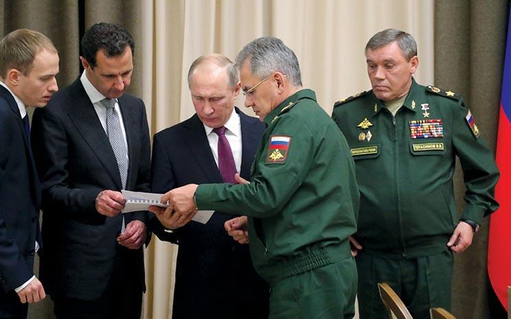 Россия предупредила Израиль и США, что правила войны для них в Сирии изменились