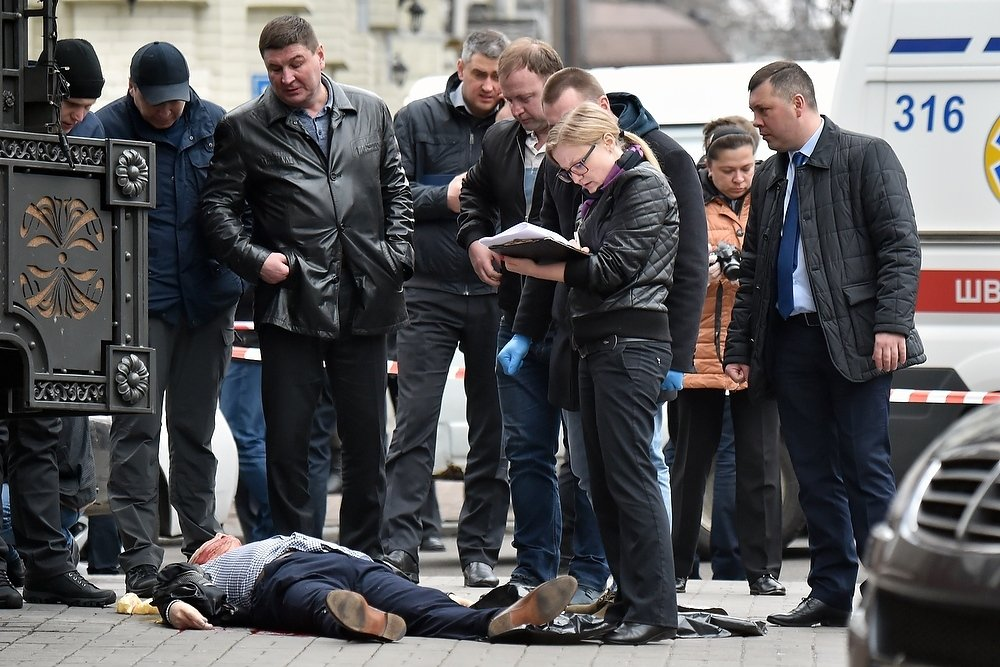 Российский политолог предсказал убийство Вороненкова за месяц до трагедии