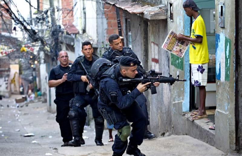 «Это война. Я научился бояться»: россиянин о жизни в Бразилии