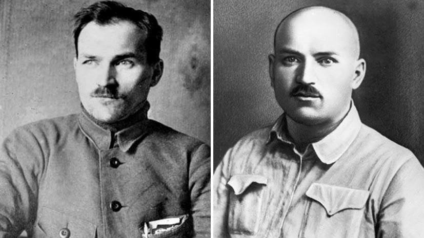 Кем был создатель советской …