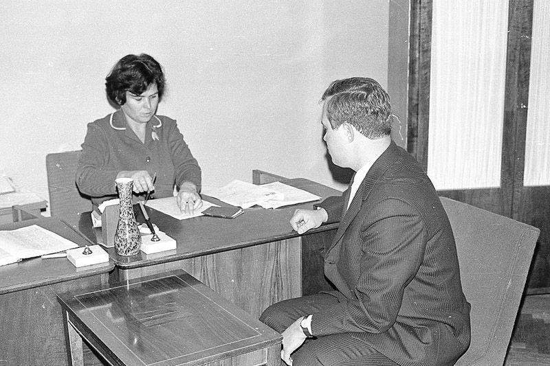 Marriage05 Любопытные факты о бракосочетаниях в СССР