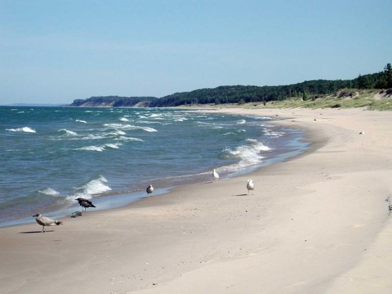 Озеро Мичиган (Канада) наша планета, озера, самые опасные