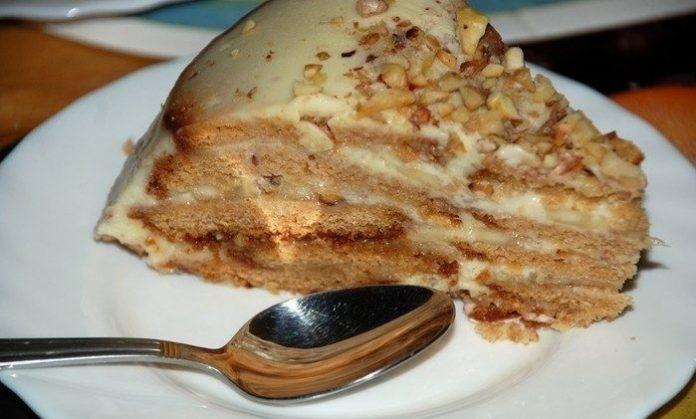 Когда ну совсем не кулинарка. «Холодный торт» — получается у всех бесподобным