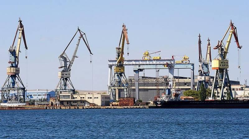 Керченский «Залив» становится одной из главных ремонтных площадок ВМФ
