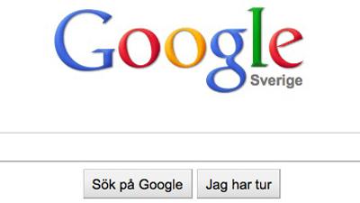 Google лишила шведский язык нового слова