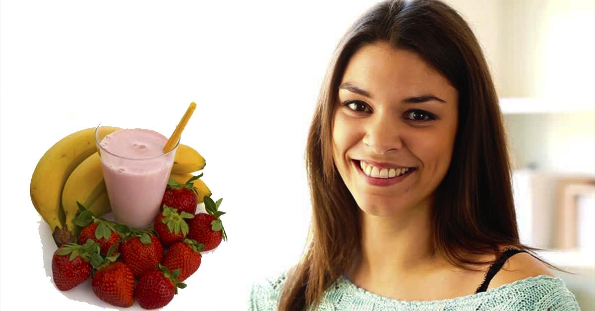 Этот вкусный коктейль поможет при анемии и укрепит сердечно-сосудистую систему