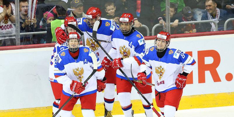 Российские хоккеисты по буллитам победили Словакию и сыграют с американцами в плей-офф