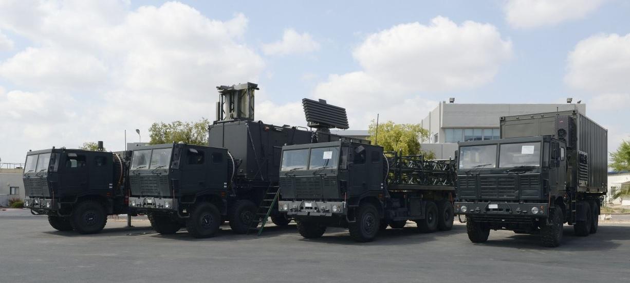 Новый израильский зенитный ракетный комплекс ABISR