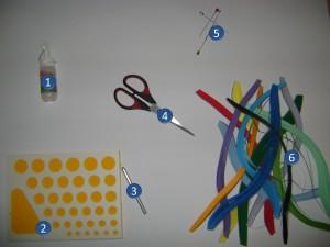 Материалы и инструменты для …