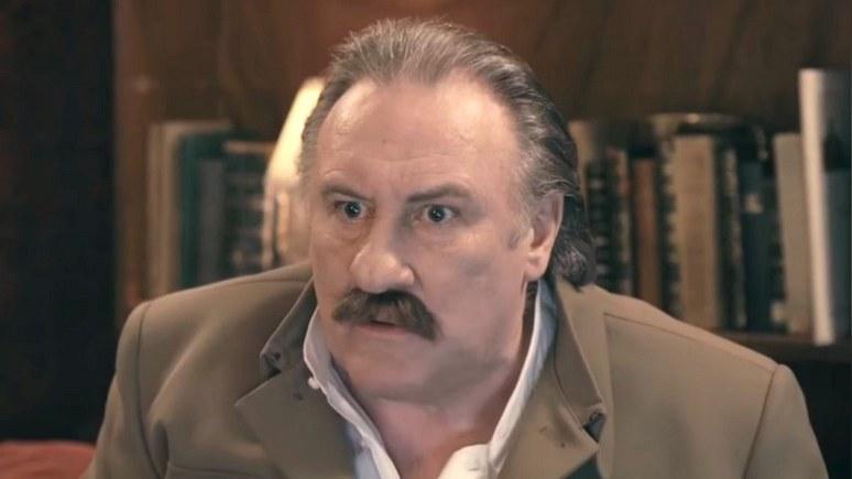 RFI: Депардье настолько вошёл в образ Сталина, что запугал окружение