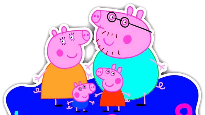 Свинка Пеппа: лучшие идеи
