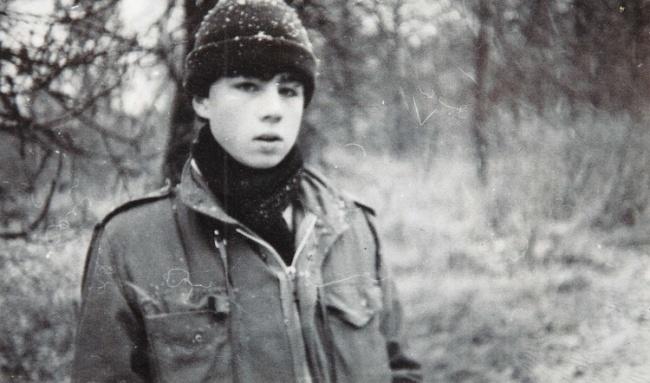 Ретро-фотографии известных россиян.