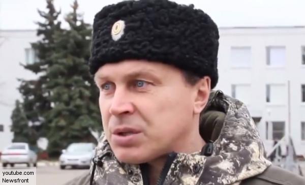 Украинские диверсанты убили мэра Первомайска