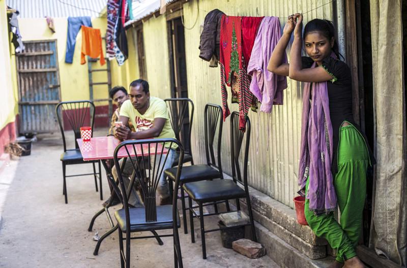 Цена удовольствия. Публичный дом в Бангладеш (18 фото)