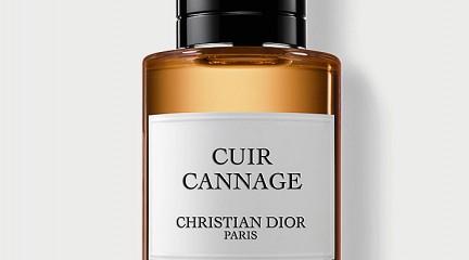Сuir Cannage: новый аромат Christian Dior