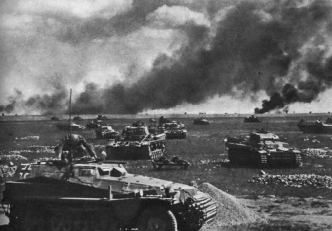 Танковый таран: так могут только русские