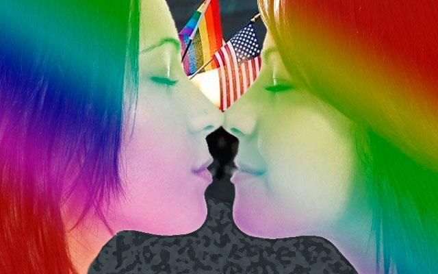 Америка превращается в страну геев
