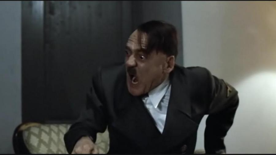 В ставке Гитлера паника и истерика