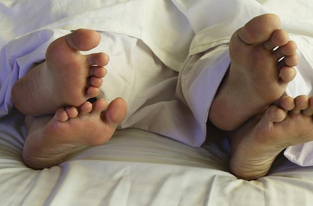 Почему состоящие в браке люди редко занимаются сексом