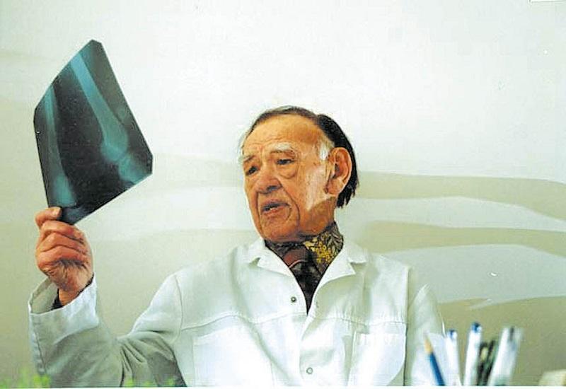 Диета известного хирурга профессора Углова, дожившего до 104 лет!