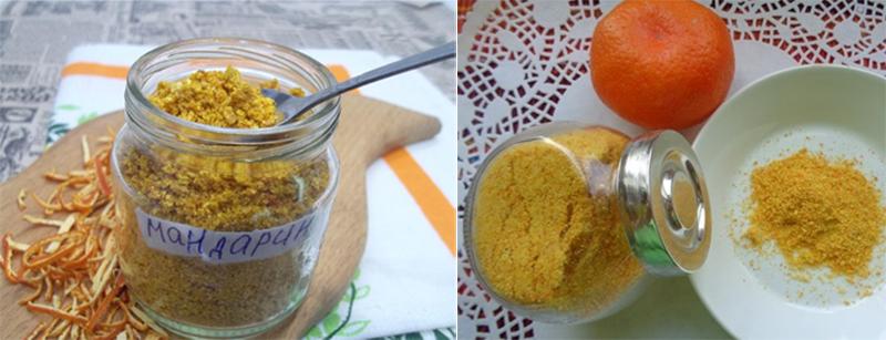 апельсиновая цедра как готовить
