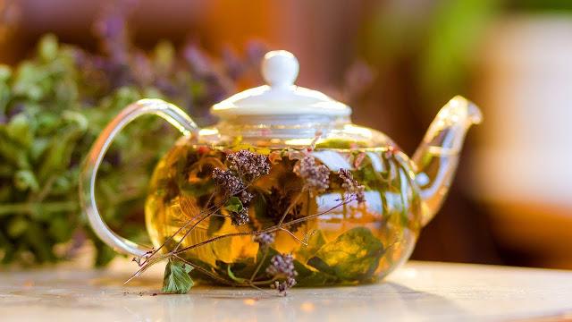 Травяной чай для оздоровления печени