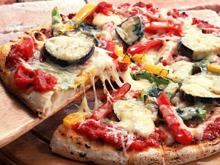 пицца  Блюда итальянской кухни блюда Италии