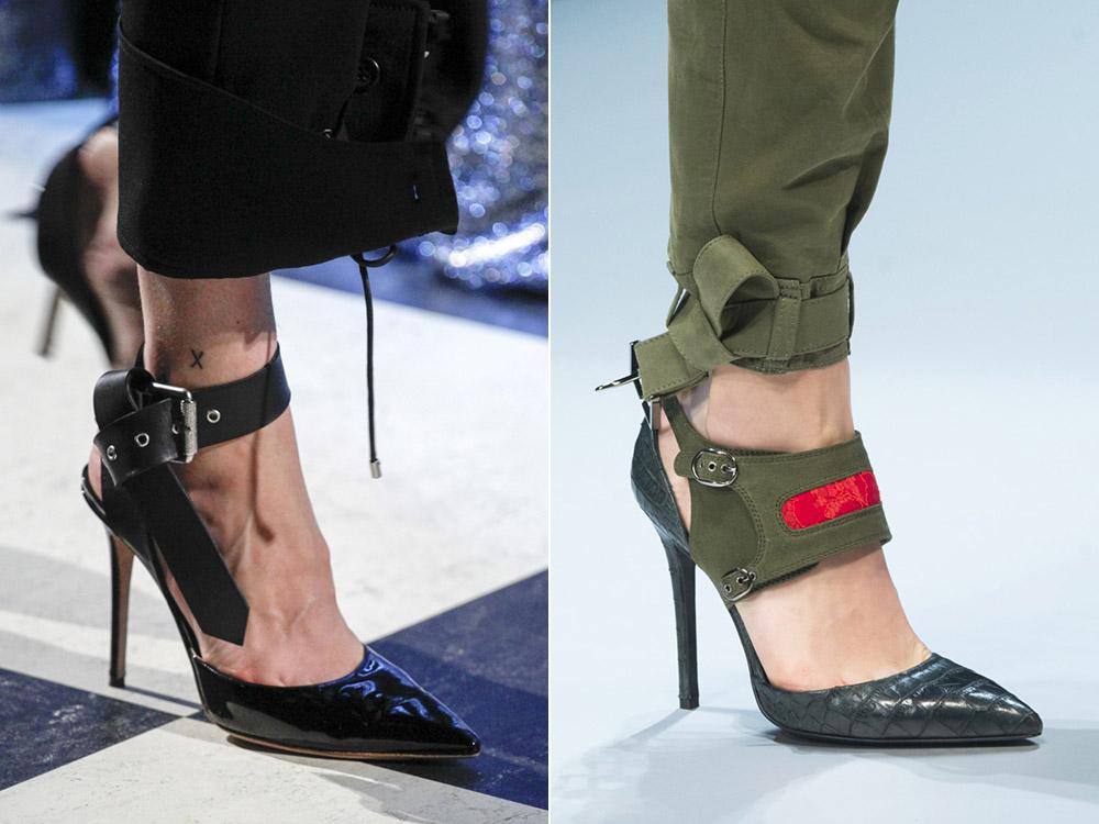 Модные туфли осень-зима 2017-2018