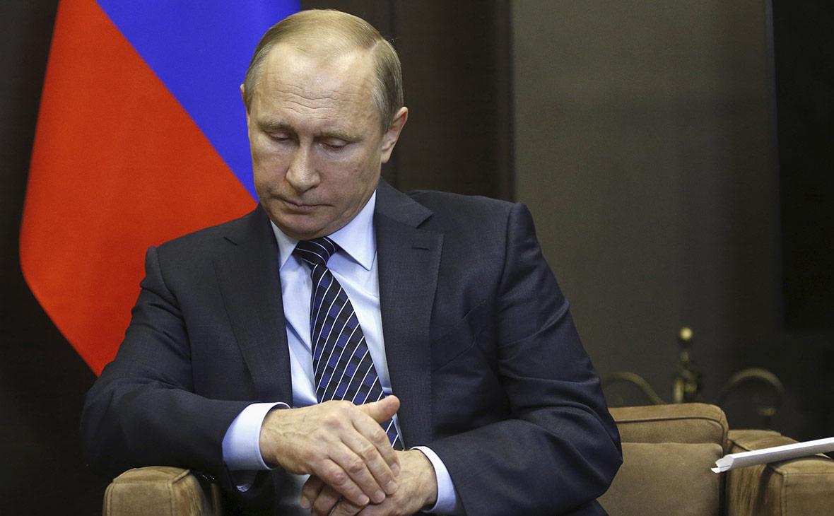 Путин принял решение баллоти…