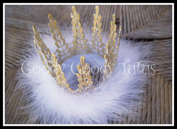 Превращаемся в принцесс или как сделать корону своими руками