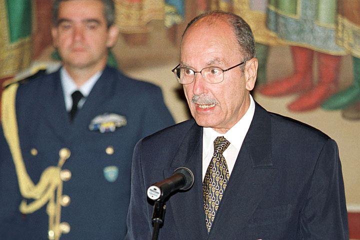 В Афинах скончался экс-президент Греции Константинос Стефанопулос