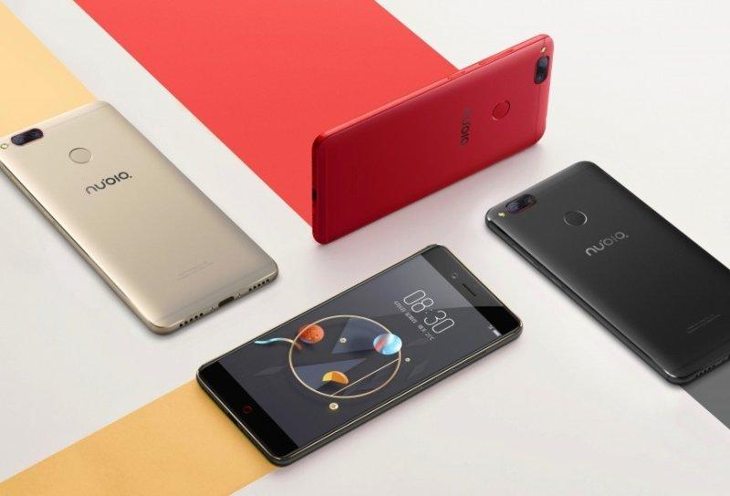 Смартфон ZTE Nubia X Collectors Edition с двумя экранами оснастят 512 Гб памяти