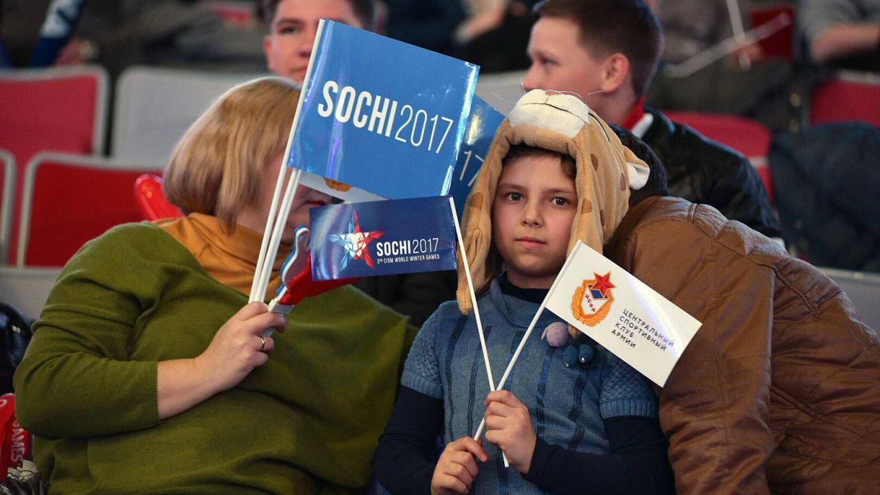 Россияне лидируют по итогам первого дня III Всемирных военных игр с 11 медалями
