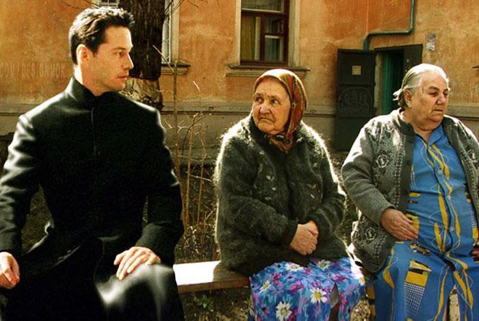 Что делают герои голливудских блокбастеров в суровых российских реалиях