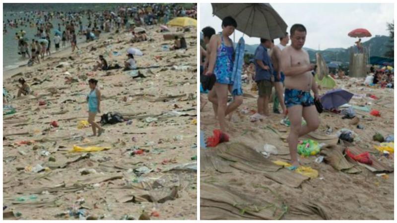 Пляж photo показуха