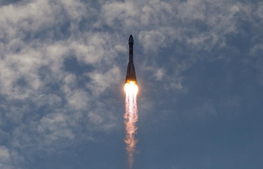 Состоялся успешный запуск РН «Союз-У» с КА «Иджипсат»