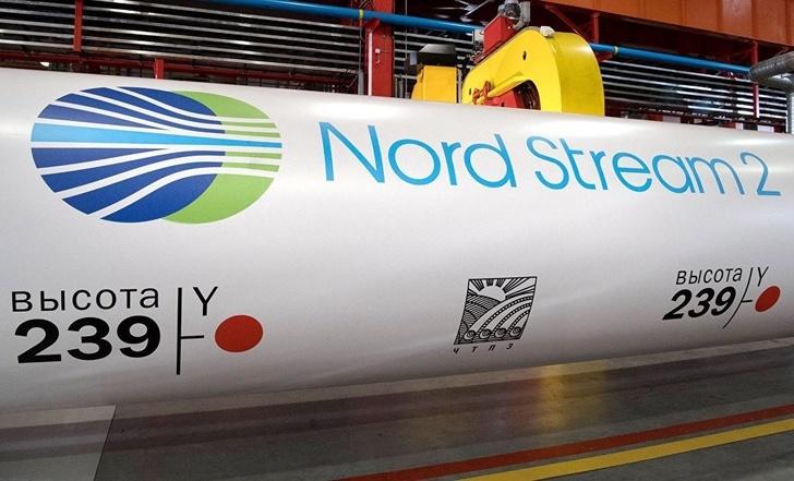 Северный поток—2 получил разрешение на строительство в территориальных водах Германии