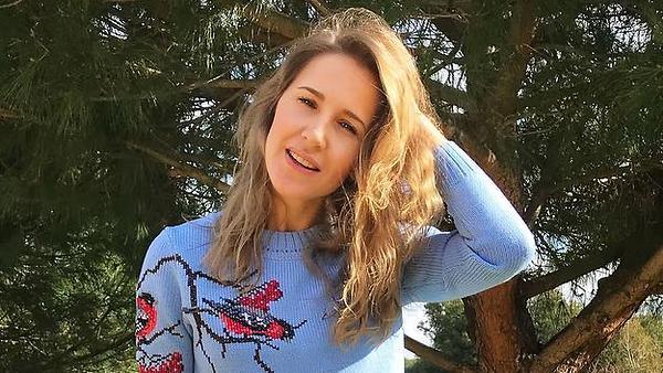 Юлия Ковальчук вышла из декр…