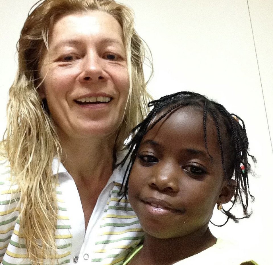 О работе врача из Белоруссии в Анголе