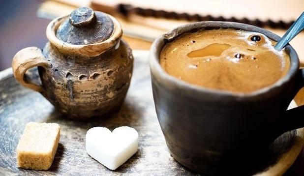 Сделайте вкусный кофе визитной карточкой вашего дома