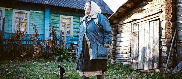 Российские пенсионеры сказал…